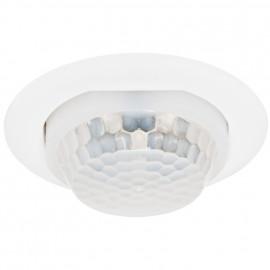 Präsenzmelder 3-Draht Erfassungswinkel 360°, IP54, weiß Züblin
