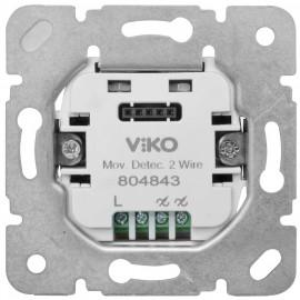 Bewegungsmelder Einsatz, 60-300 W ohmsche Last, 2 Draht Ausführung, Viko