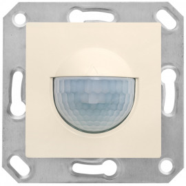 Bewegungsmelder Kombi, 2300W/1150VA, mit Zentralplatte 55 x 55 mm, KLEIN®-KG 55 weiß