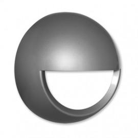 Abdeckkappe MD-W für Bewegungsmelder MD-W200i, Edelstahloptik Esylux