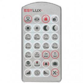 Service Fernbedienung, MOBIL RCI, zum schnellen Einstellen diverser Parameter Esylux