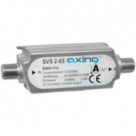 SAT Leitungsverstärker, digitaltauglich  SVS 2-05 Axing