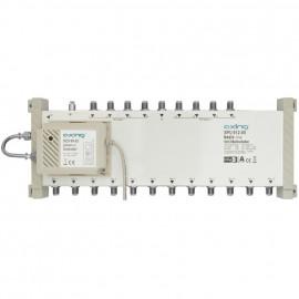 Multischalter, SPU 912-05, 12 fach für Quattro LNBs Axing
