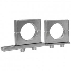 SAT Universal Multifeed Schiene, 2 fach für Spiegel Ø 85-100 cm
