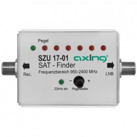 SAT Finder, SZU 17-00 Axing