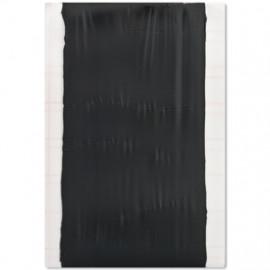 Dichtungsband, selbsverschweißend, schwarz Länge 600 mm, Breite 80 mm