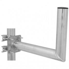 Geländer oder Mastausleger Ausl. 350 mm, Höhe 250 mm