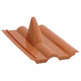 Dachhaube, Kunststoff rotz Länge 325 mm, Tiefe 405 mm