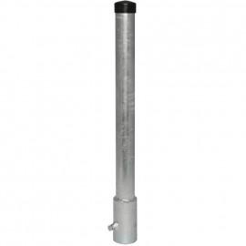SAT Aufsteckmastverlängerung, mit Mastkappe Länge 500 mm