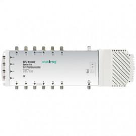 Polaritätsumschalter, SPU 512-05, 12-fach QUAD-LNB-tauglich Axing