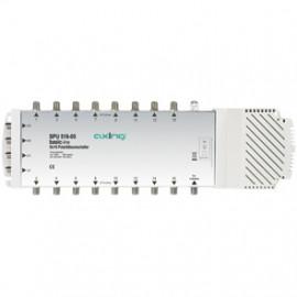 Polaritätsumschalter, SPU 516-05, 16-fach QUAD-LNB-tauglich Axing