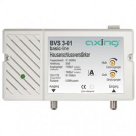 BK Hausanschlussverstärker BVS 3-01 Axing