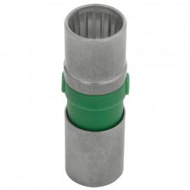 Kompressions F Stecker, Klasse A nach EN50083-2/A1 - F-QUICKFIX 99-48 Axing