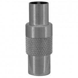 Premium Laboradapter, IEC Buchse /  F-Quickfixstecker Axing