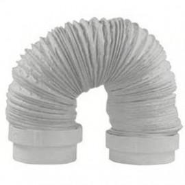 Abluftschlauch Set für Wäschetrockner Ø 102 mm, 3 m Länge