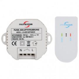 Funk Einbau Abluftsteuergerät, AS 6020, 230V / 2300W Protector