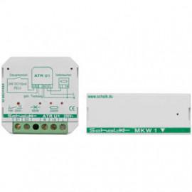 Einbau Abluftsteuergerät, ZASK29, Schaltleistung bis 2000W Schalk