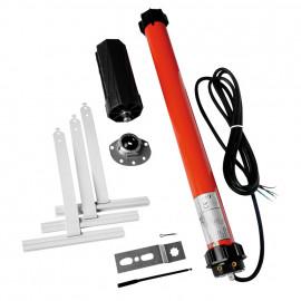 Rohrmotor Set, 230V/170W,  CLASSIC-MERCATO, 20 Nm, bis 5,5 m², für Welle Ø 60