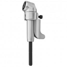 Bit Magnethalter mit Winkelschrauber 105°, Aufnahme 1/4, Länge 130 mm