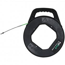 Kabeleinziehband, PULLTEC4, Kunststoff, Länge 30 m, Ø 4 mm