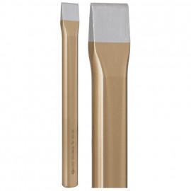 Flach-Steinmeißel, Chrom - Vanadium-Stahl, Breite 25 mm, Länge 250 mm