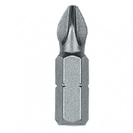 Bit, Philips Größe 2, Aufnahme 1/4, Länge 25 mm