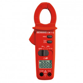 Digital Stromzangen- Multimeter, CM 1-2