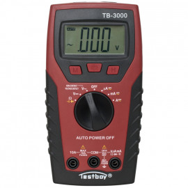 Digital Multimeter, TB 3000