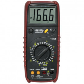 Digital Multimeter, TB 313