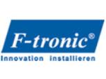 F tronic Logo